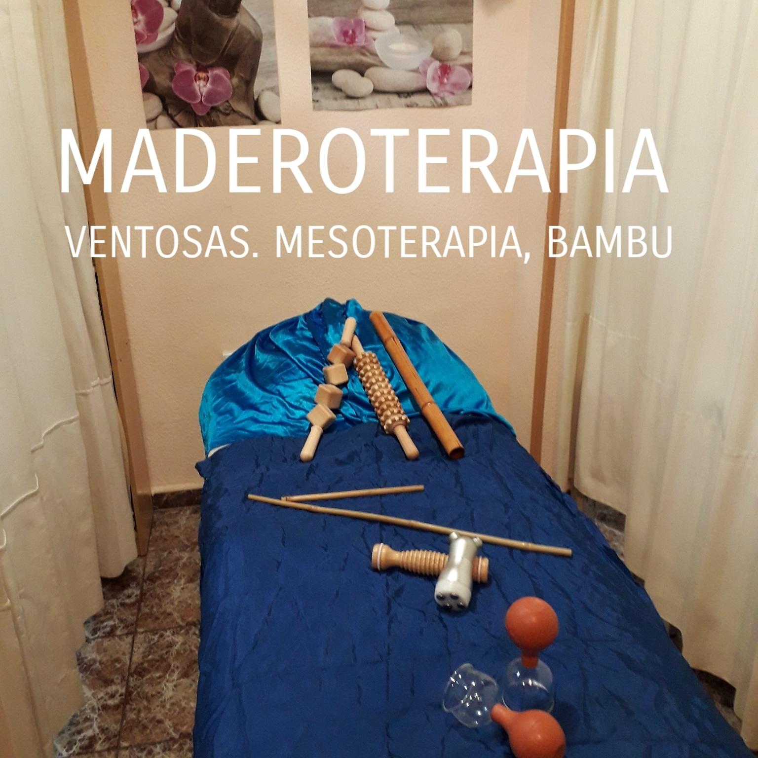 MADEROTERAPIA.