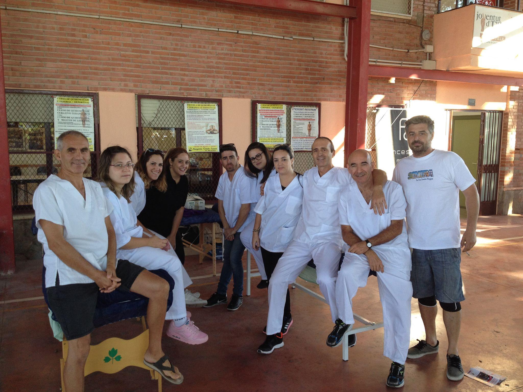 Equipo Centro de belleza y salud Margarita Ortuño Lázaro
